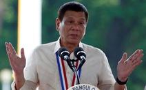 Tổng thống Philippines: tay Rolex thì sao nói chuyện chống tham nhũng!