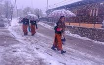 Em ơi Bhutan mùa tuyết tan