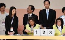 Máy tính chứa thông tin cử tri Hong Kong bị đánh cắp