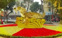 Đề xuất đúc tượng rùa vàng 10 tấn tại hồ Hoàn Kiếm