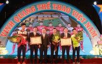 Thủ tướng tặng bằng khen cho đội U-19 và futsal nam quốc gia