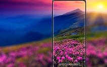 Samsung thiết lập chuẩn thiết kế mới với màn hình vô cực