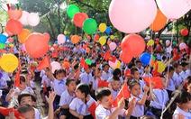 TP.HCM công bố kế hoạch tuyển sinh đầu cấp 2017