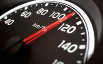 Không nên tăng tốc độ xe máylên 70km/h