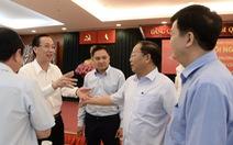 Thành ủy TP.HCM làm gương trong tổ chức bộ máy