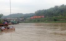 Sông Hồng xuất hiện lũ cao bất thường