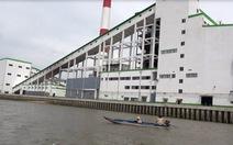 Mùi hôi từ khu ép bùn nhà máy Lee & Mangây ô nhiễm
