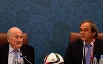 """Platini: """"Blatter là người ích kỷ nhất tôi từng gặp"""""""