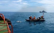 Chuyển hồ sơ tai nạn tàu Hải Thành 26 cho cơ quan điều tra