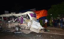 Giây phút kinh hoàng hai vụ tai nạn làm 6 người chết