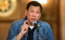 Độc giả Time bình chọn ông Duterte 'có sức ảnh hưởng nhất'
