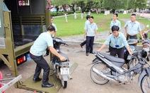 Nha Trang đồng loạt ra quân lập lại trật tự vỉa hè