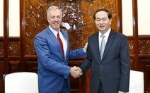 Thư Tổng thống Trump gửi Chủ tịch nước Trần Đại Quang