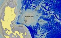Philippines đổi tên thềm lục địa khẳng định chủ quyền
