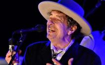 Bob Dylan đã nhận giải Nobel văn học
