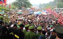 Trên 2 triệu lượt khách về Đền Hùng sau hai ngày khai hội