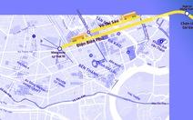 Xe buýt nhanh sắp chạy trên đường Điện Biên Phủ, Võ Thị Sáu