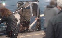 Thủ tướng Nga khẳng định vụ nổ tại nhà ga là khủng bố