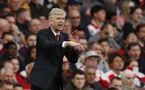 HLV Wenger tự tin Arsenal sẽ có mặt trong tốp 4
