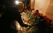 Nổ ở St Petersburg là do đánh bom liều chết