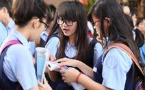 TP.HCM: hơn 73.000 thí sinh thi vào lớp 10
