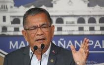 Bộ trưởng Nội vụ Philippines bị cách chức vì tham nhũng