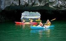 Bàn lại phương án khai thác chèo thuyền Kayak trên vịnh Hạ Long