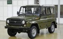 Doanh nghiệp Nga được thành lập liên doanh để sản xuất ôtô
