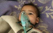 58 người chết, 160 người bị thương trong vụ bom khí độc tại Syria