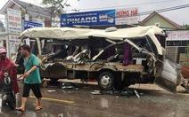 Khởi tố hai tài xế lái xe tông chết 6 người ở Nghệ An