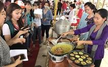Ngọt ngào hương vị lễ hội bánh dân gian ở Cần Thơ