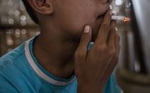 1/10 ca tử vong toàn cầu là do hút thuốc