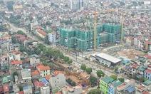 Hà Nội công bố hệ số điều chỉnh giá đất năm 2017
