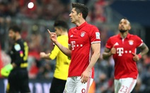 Đè bẹp Dortmund, B.M thẳng tiến đến ngôi vô địch