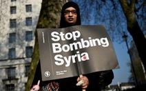 Mỹ không kích Syria, rồi sao nữa?