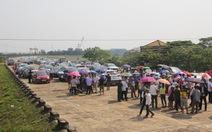 Lại phản đối trạm thu phí Bến Thủy