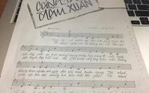 Con trai tác giả ca khúc 'Cánh thiệp đầu xuân' lên tiếng