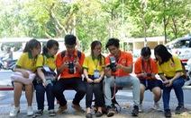 Học sinh hào hứng với trải nghiệm thực tế