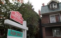 Canada đứng trước sức ép thị trường nhà đất ngày một nóng