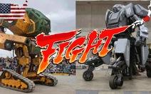 Hình ảnh, video robot Mỹ sẽ đại chiến robot Nhật