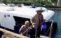 Mở tour du lịch ra đảo Cồn Cỏ bằng tàu cao tốc