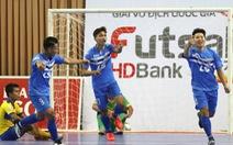 Điểm tin tối 11-4: Thái Sơn Nam trở lại ngôi đầu