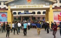 Khởi tố vụ gây rối trật tự, bắt người trái phép ở Lộc Hà