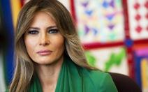 Daily Mail bồi thường Phu nhân Tổng thống Trump 2,9 triệu USD