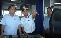 Lãnh đạo TP.HCM thăm Bộ Tư lệnh Vùng cảnh sát biển 3
