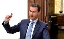 Tổng thống Syria: Mỹ bịa chuyện vũ khí hóa học để tấn công