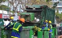 TP.HCM: phân cấp quận, huyện thu gom, vận chuyển rác