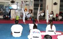 Học taekwondo... online