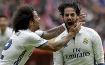 Isco tỏa sáng, R.M thắng nghẹt thở Sporting Gijon