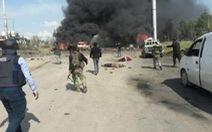Xe chở người sơ tán ở Syria bị đánh bom, hàng chục người chết